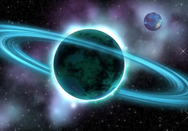 Saturn și Pluto Retrograde Aprilie 2018