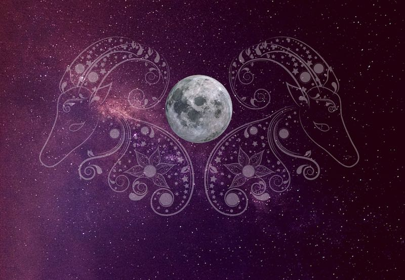 capricorn full moon ritual