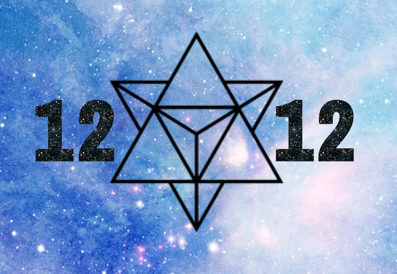 Seeing 12:12 and the Merkaba Field - Forever Conscious