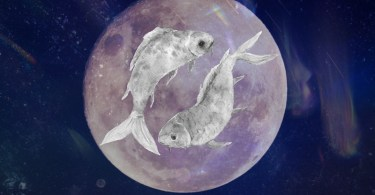 pisces full moon ritual