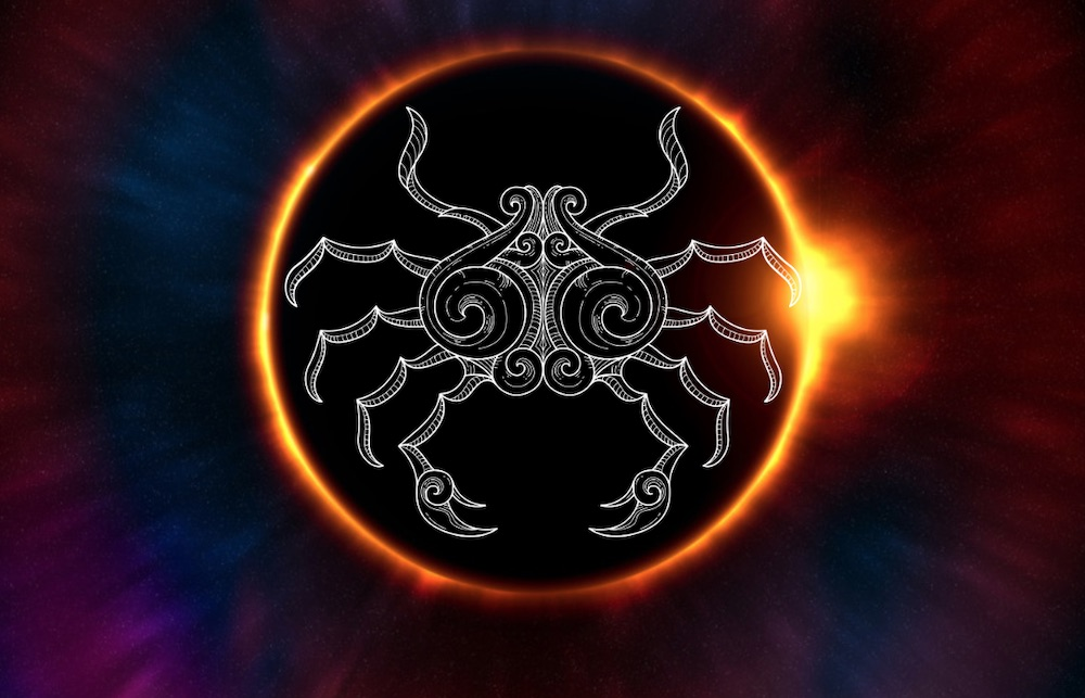 Intuitive Astrology: July New Moon Solar Eclipse 2019 ...