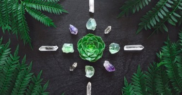 crystals for fall spring