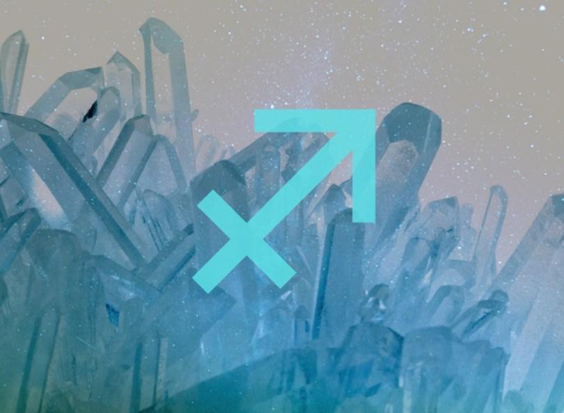 sagittarius crystals