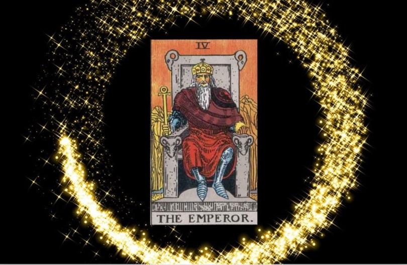 emperor tarot