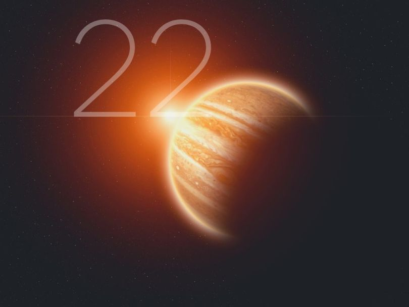 Intuitive Astrology: Jupiter and the 22nd Degree