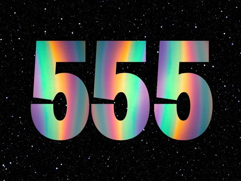 555 numerology