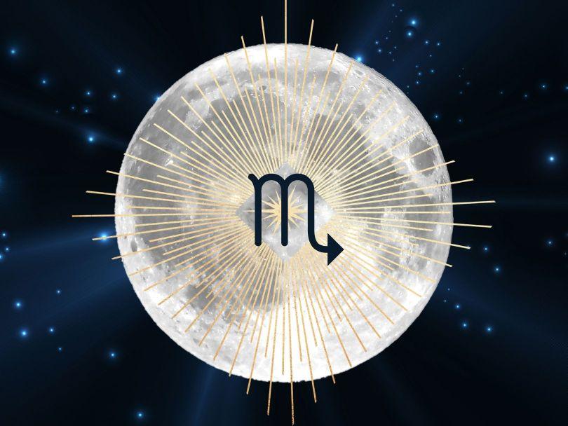 scorpio super full moon ritual 2021
