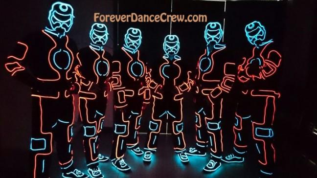 el wire dance