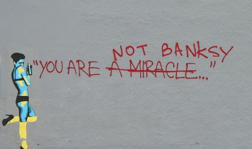 Nick Stern Banksy
