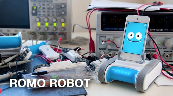 Romo robot featured image