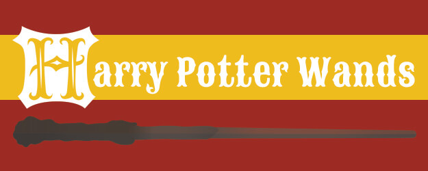 Harry Potter wand guide