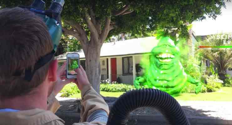 Ghostbusters GO parody video