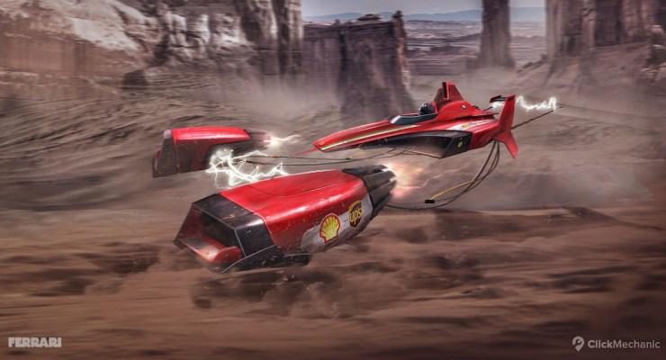 iconic racing cars