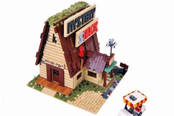 Gravity Falls Mystery Shack LEGO Ideas