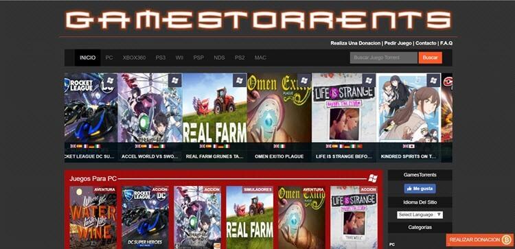 good game torrent websites