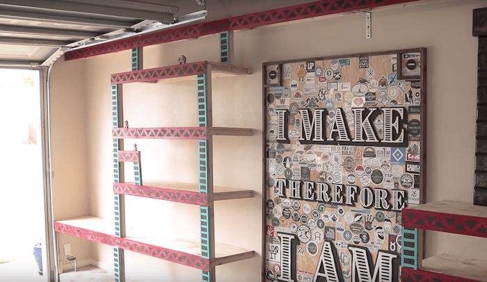 DIY Donkey Kong Shelf