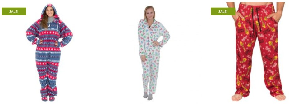 Christmas Onesies.Relax In These Ugly Christmas Pajamas Onesies Giveaway