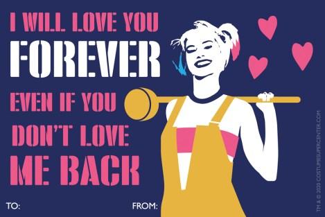 Harley Quinn Valentine's Day