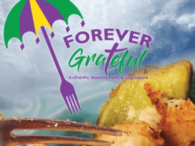 Forever Grateful 613 Menu