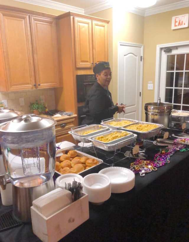 Forever Grateful, LLC Chef Lisa Grice Catering