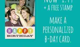 Friendship Day August 4th – $1.49 + Free Stamp – Plan Ahead Expires 7/29/13