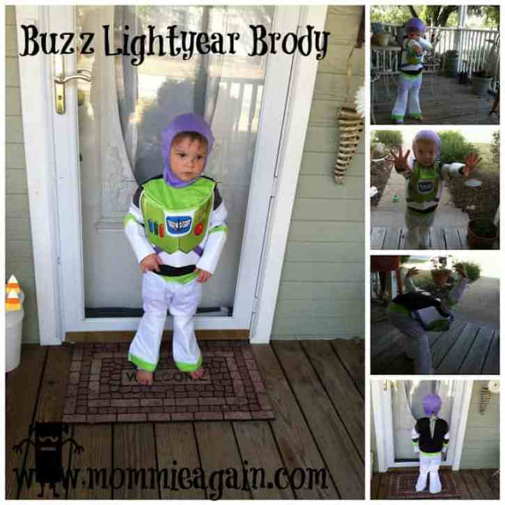 Toy Story Buzz Lightyear Costume for Toddler
