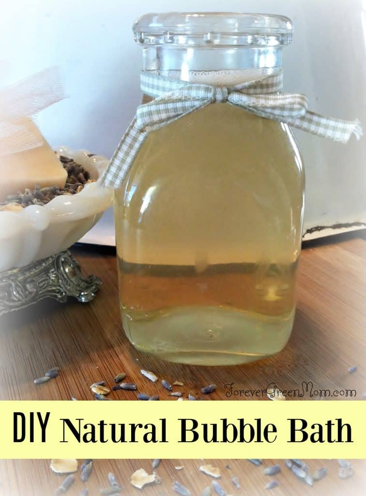 Copycat doTerra DIY Bubble Bath Only 3 Products Used