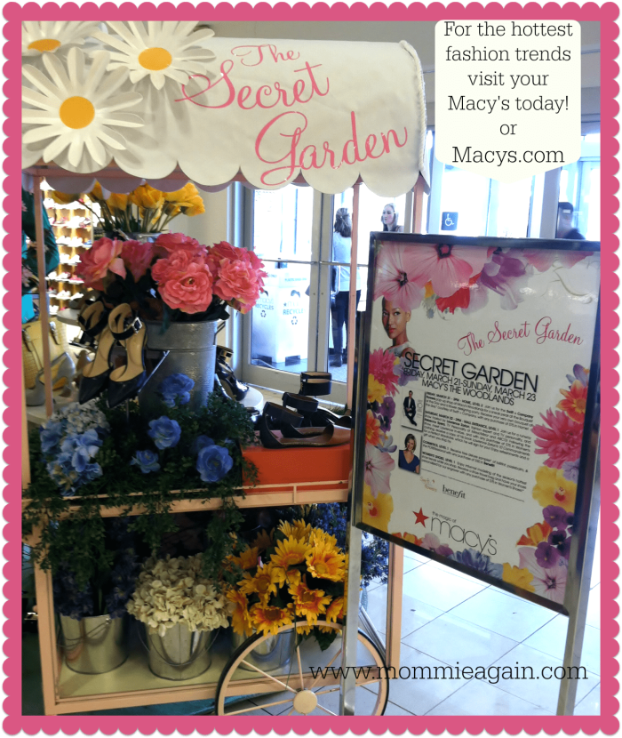 Macy's New Spring Fashion is all about YOU and Florals!