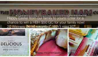HoneyBaked Ham Easter $50 GC GIVEAWAY – ENDED