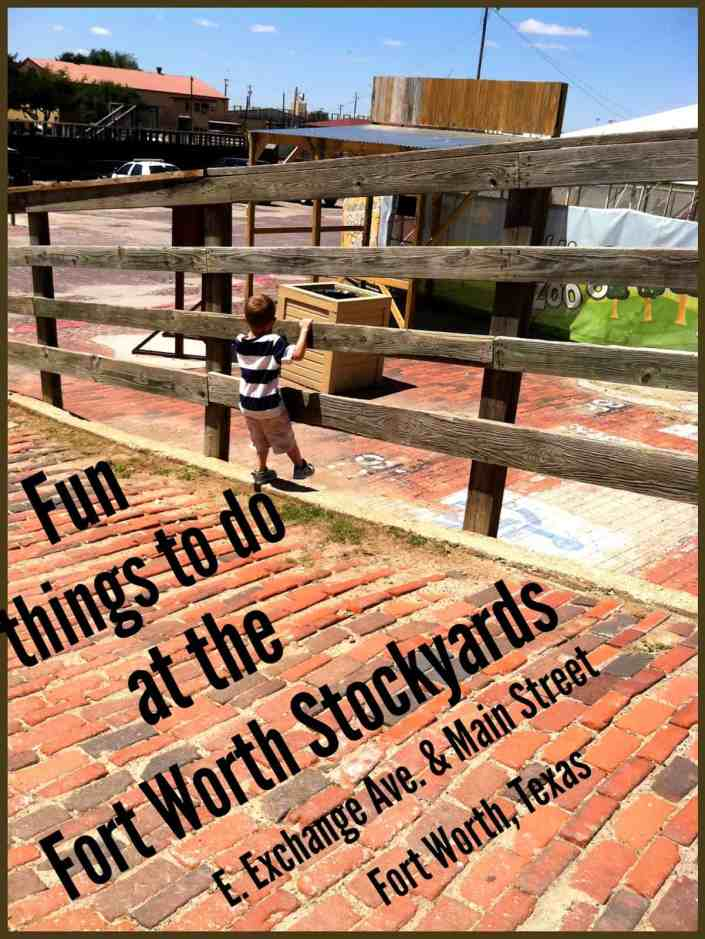 Fun Things to do at the Fort Worth Stockyards, FTW, TX
