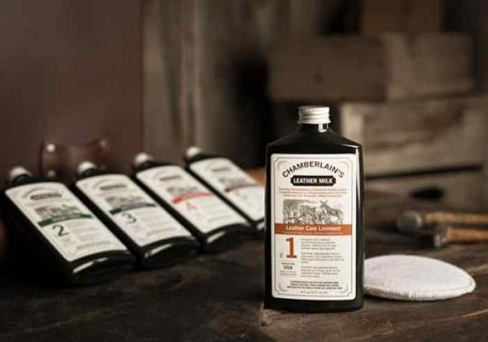 Chamberlain's Leather Care Liniment Cleaner & Conditioner