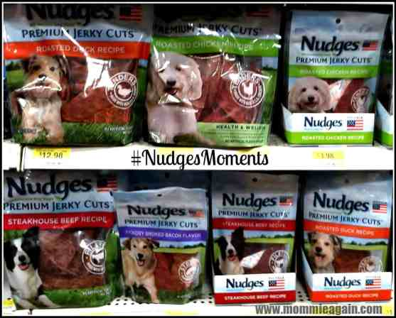 #ad Spreading the Love for Dog Safety with Wholesome Nudges Made in the USA Dog Treats