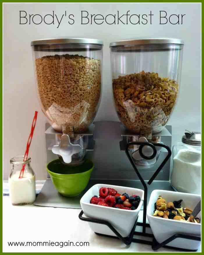 Creating a Breakfast Bar at Home is Fun and Genius!