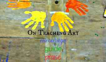Art Lessons…more than just learning art