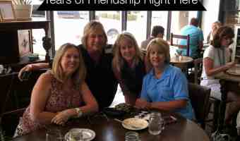 Years of Friendship – We do Lunch!