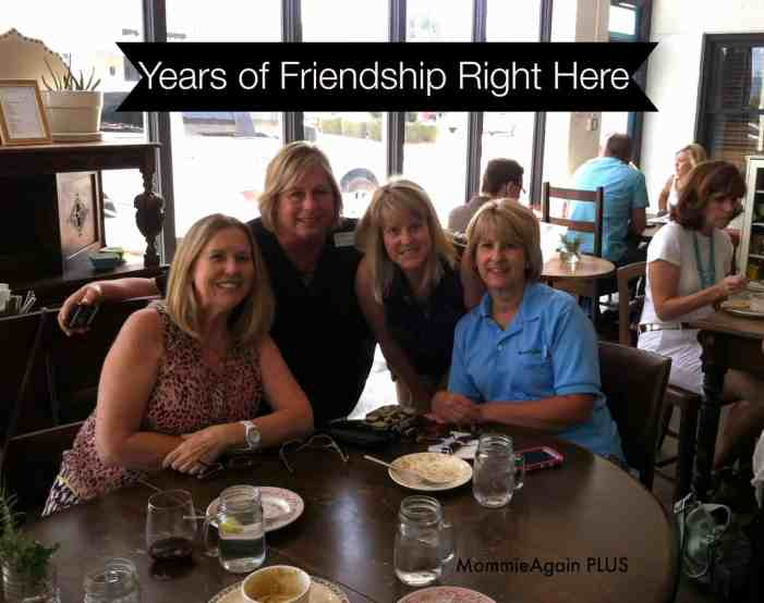 Years of Friendship - We do Lunch!