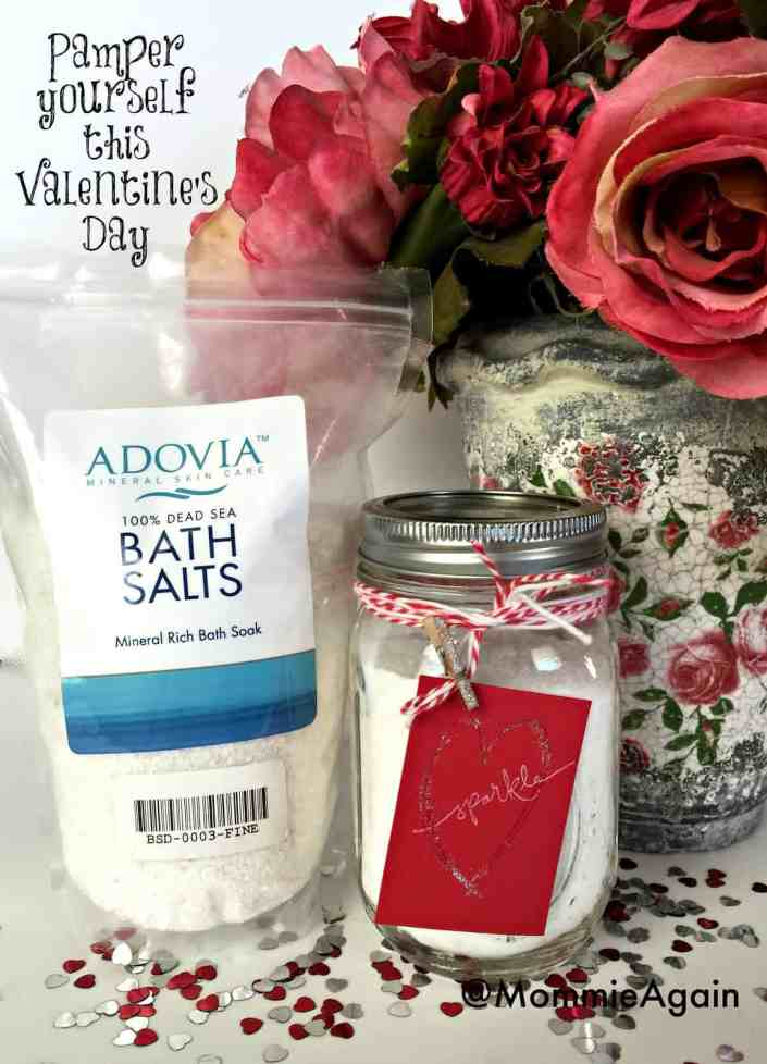 ADOVIA 100% Pure Dead Sea Salt for a Mineral Rich Bath Soak