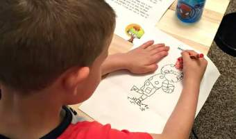 Monster Tree House Club – A Fun Pen Pal Program for Ages 3 – 8