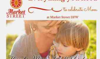 Market Street has everything you need for Mother's Day!