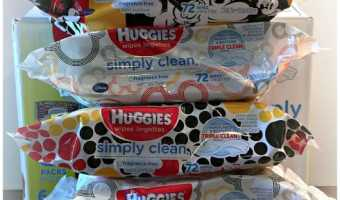 Huggies Triple Clean Layers is Your Solution for On-the-Go