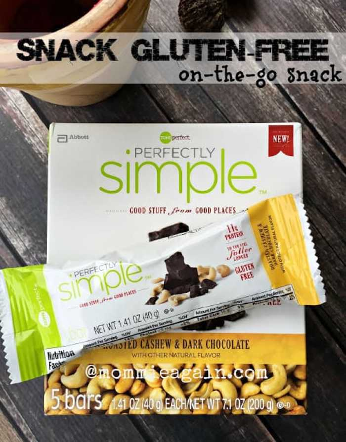 Here's the Best Gluten-Free Protein Bar for On-the-Go Parents