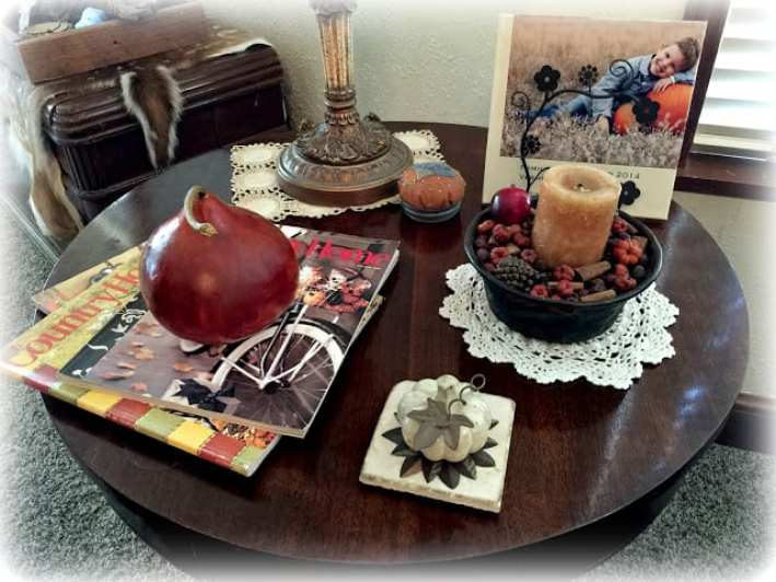 5 Simple Ways I Decorate for Fall