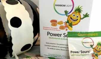 Power-Up with Essential Nutrients for your Growing Kiddos  #MomsMeet #RainbowLight