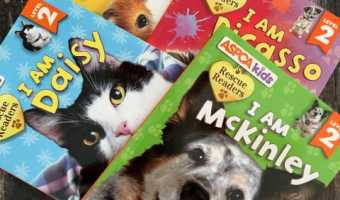 Studio Fun International Teams Up with ASPCA for Fun Reading! #Studiofun #Momsmeet
