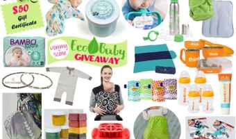 Eco-Baby Giveaway Gift Set – ENDED