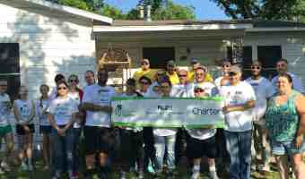Charter Our Community Rebuild Event in Fort Worth, TX