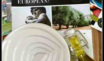 Why Choose European Extra Virgin Olive Oil? #MOMSMEET