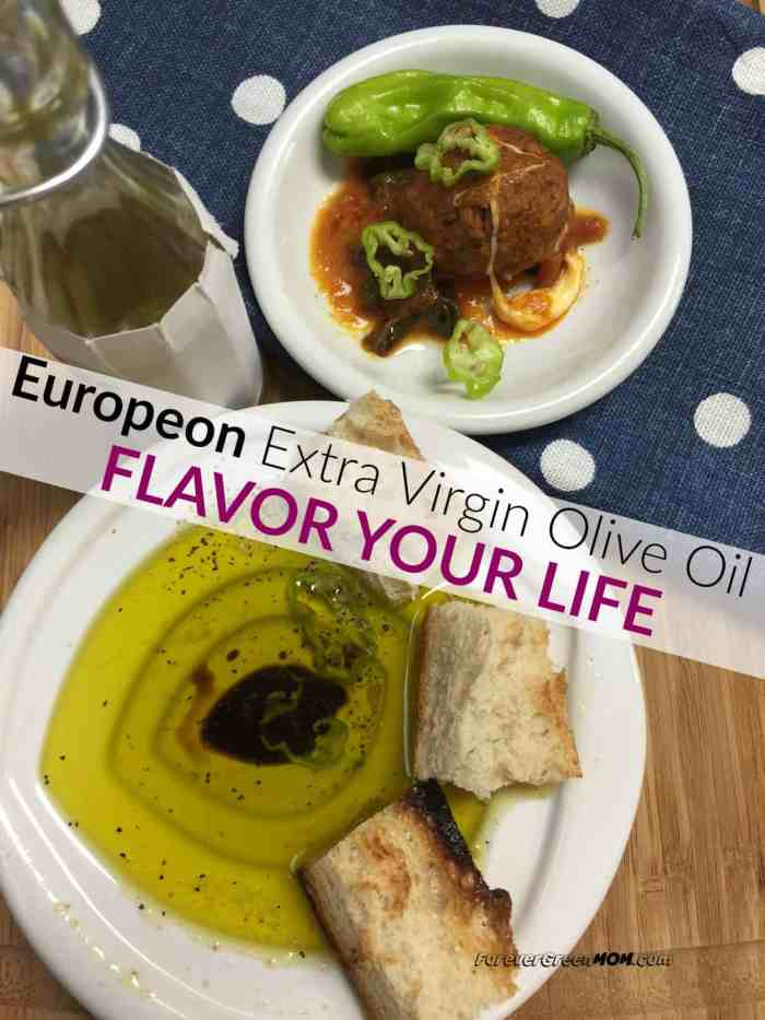 Why Choose European Extra Virgin Olive Oil?