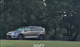 Our Adventure in the 2017 Chrysler Pacifica Limited