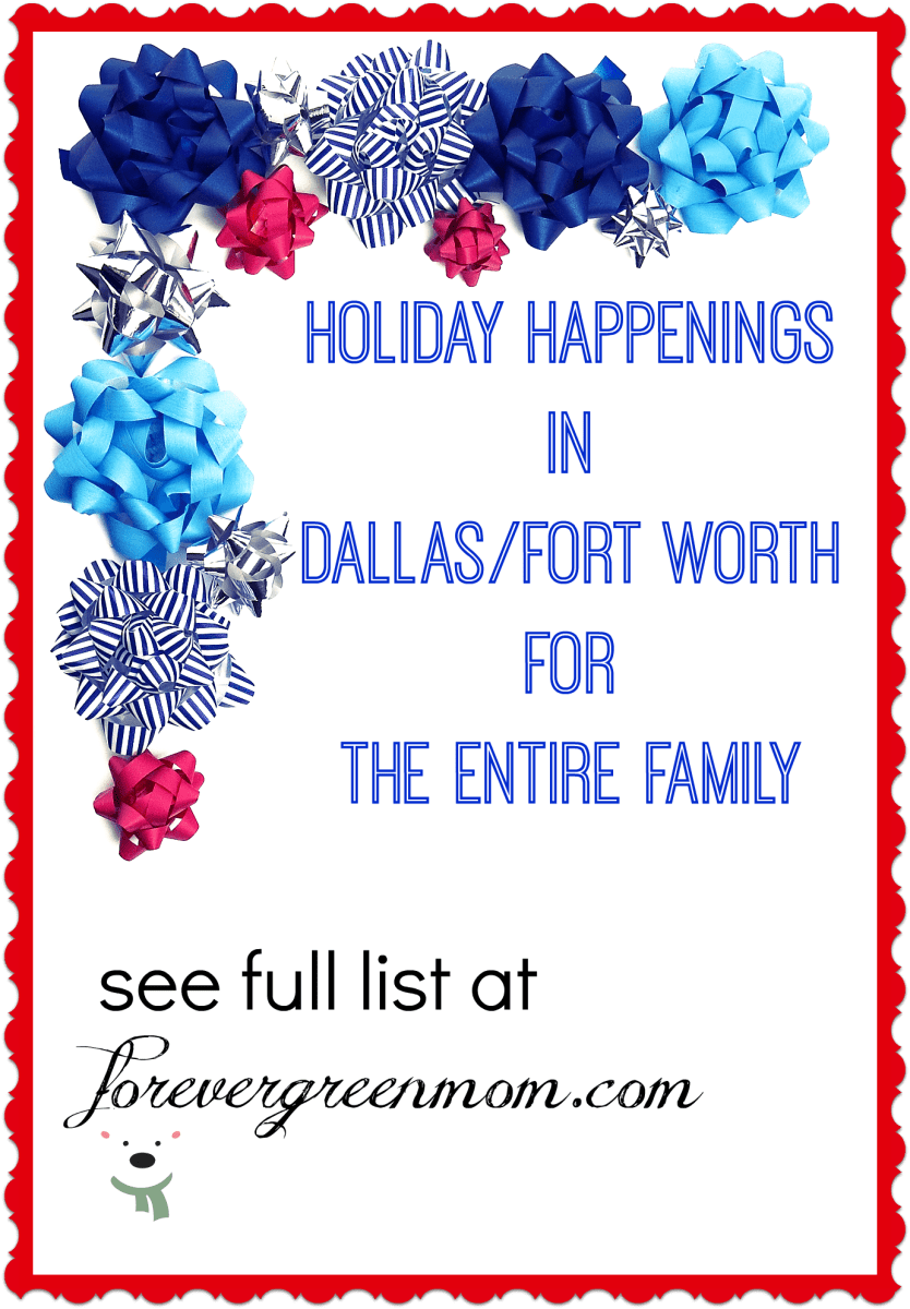 Holiday Happenings in Dallas/Fort Worth